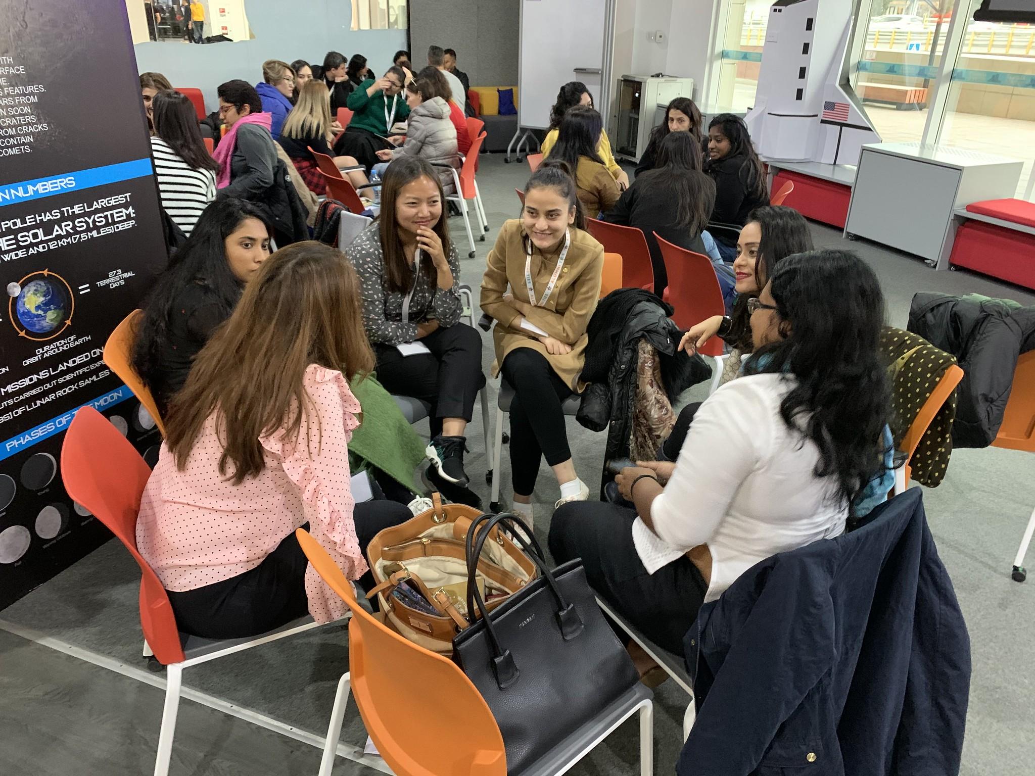 Alumni TIES participants