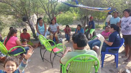 Pypore participants meet in Paraguay