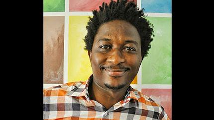 Alpha Bacar Barry, Exchange Alumni Member of the Month, September 2015