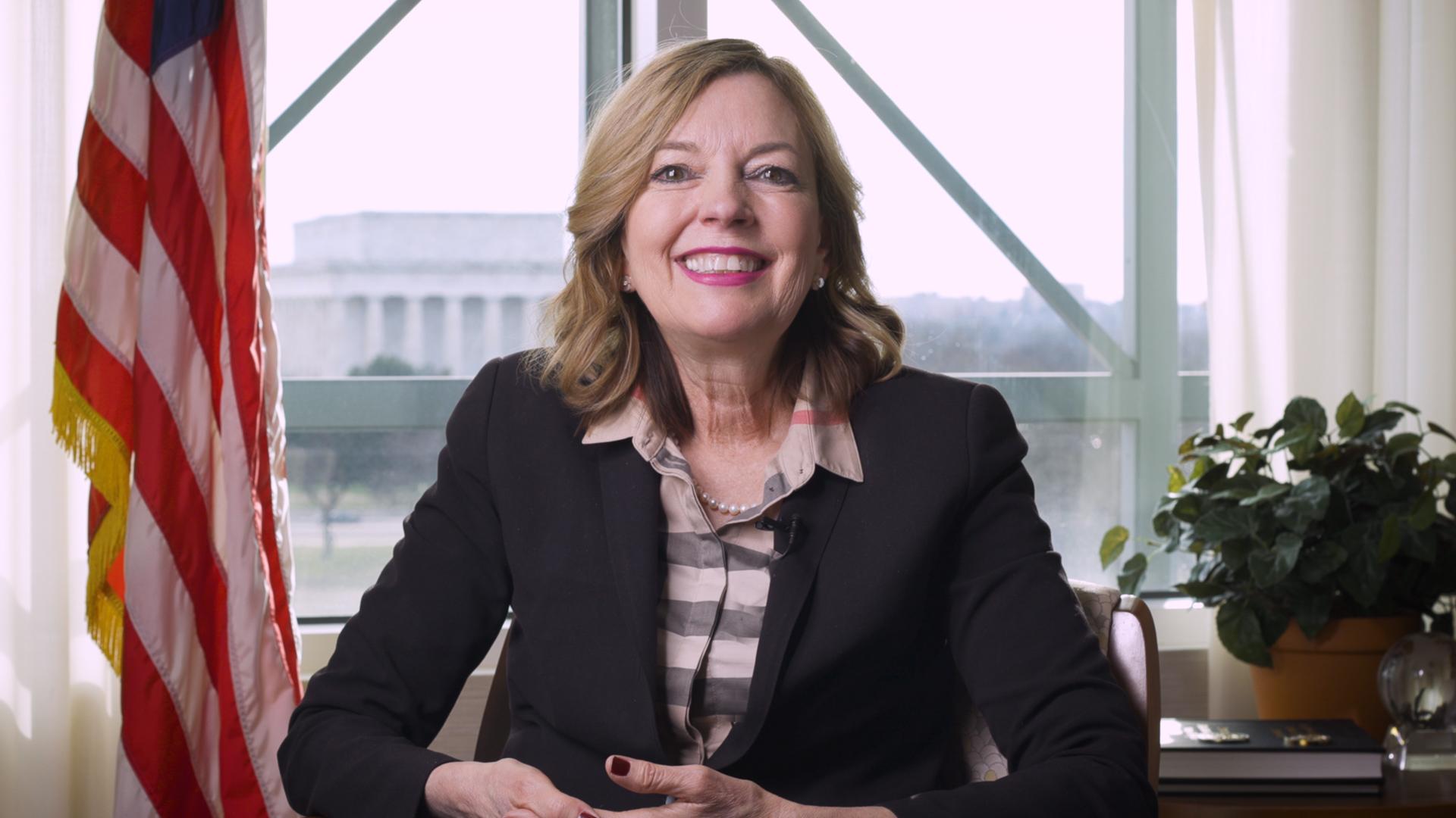 Assistant Secretary Marie Royce