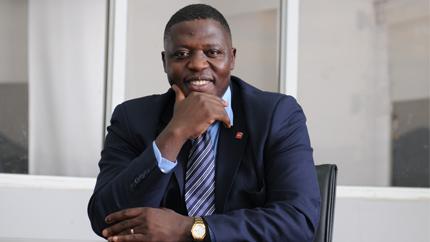 Joe Bangura, Head of Corporate Affairs, Africell