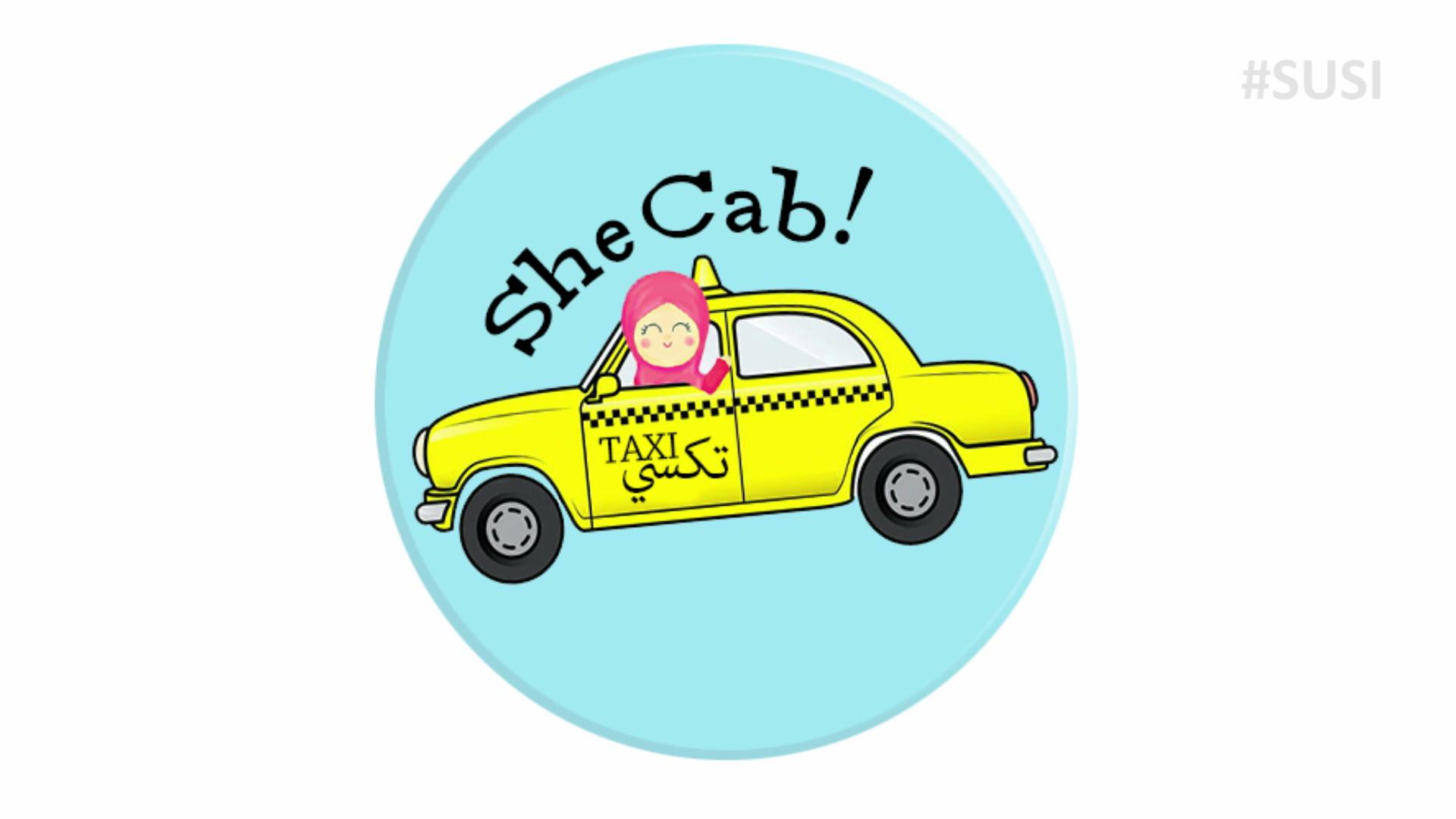 SheCab logo