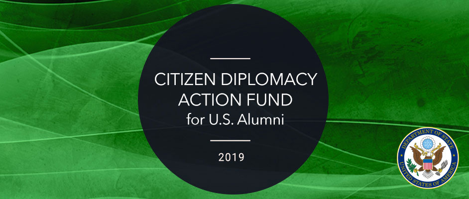 Citizen Diplomacy Action Fund logo