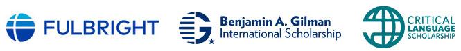 Fulbright, Benjamin A. Gilman International Scholarship and Critical Language Scholarship