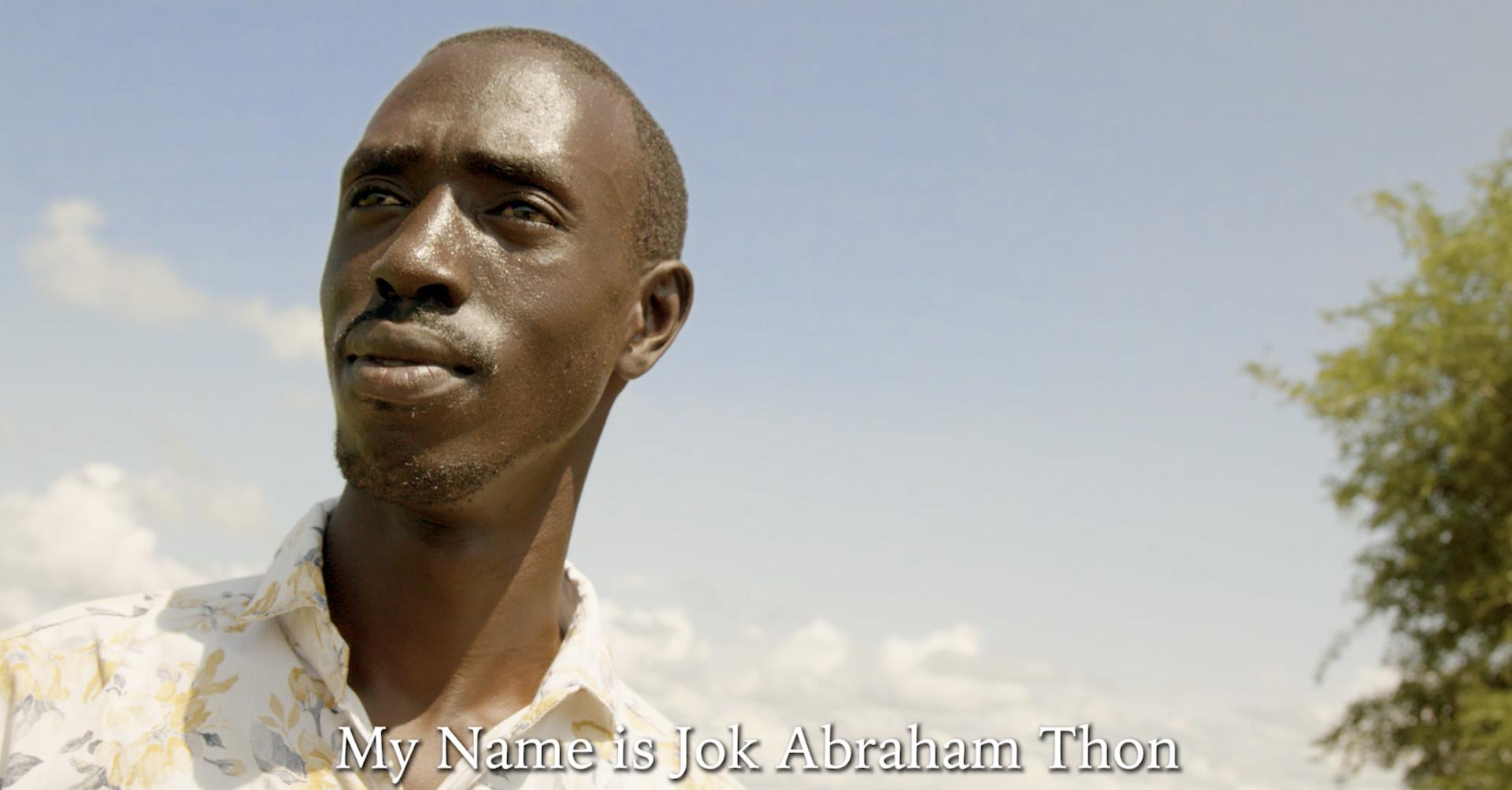Jok Abraham, Mandela Washington Fellowship Alumnus