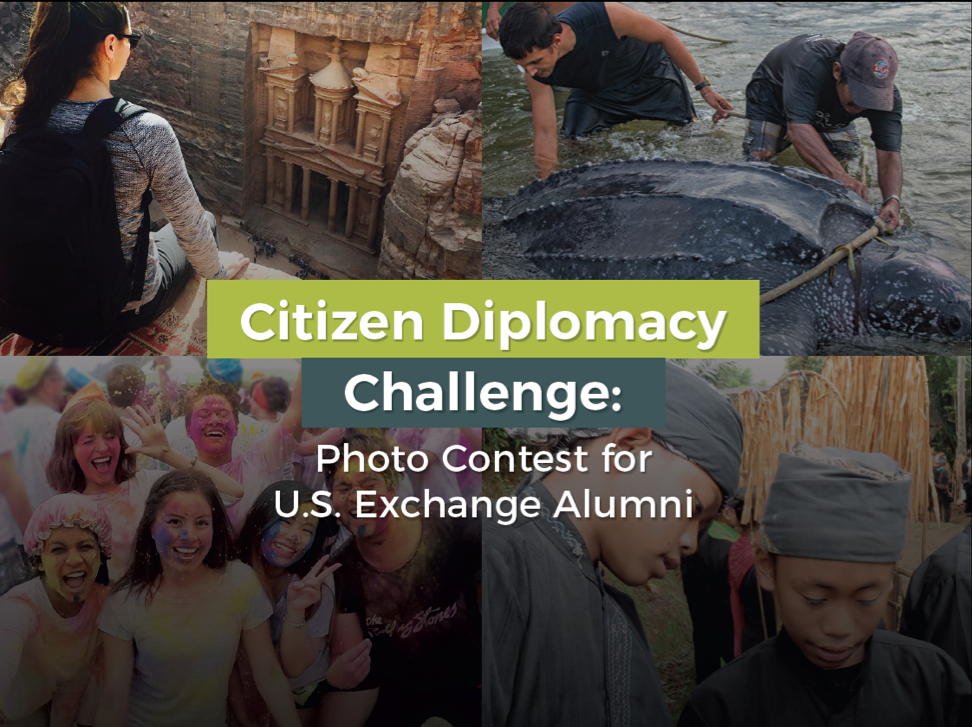 Citizen Diplomacy Challenge Photo Contest