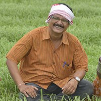 Biplab Ketan Paul developed an innovative farming method to collect storm water and aid farmers during the dry months.