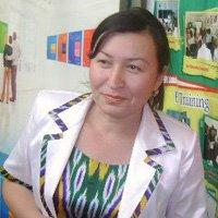 Feruza Masharipova