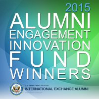 AEIF 2015 winners