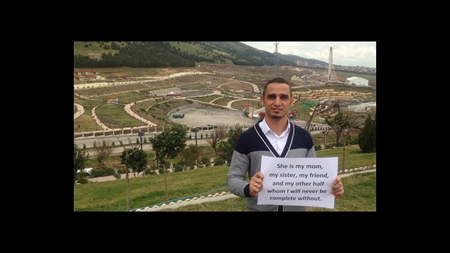 2013 IYLEP alumnus Hussein A. Hussein, shares his feelings about the women in his life.