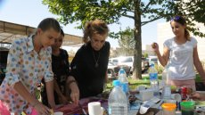 Helping Children Live Without Limits in Uzbekistan
