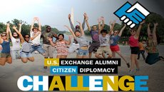 Join the International Exchange Alumni Citizen Diplomacy Challenge!