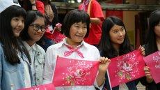A Garden of Hope in Taiwan