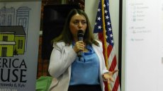 Alumna Develops PTSD Trainings in Ukraine