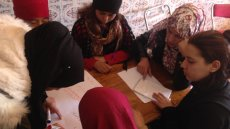 Creating a community of young leaders in Morocco: Empowering Female Agents of Change