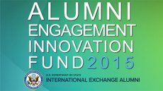 Welcome to the 2015 Alumni Engagement Innovation Fund Competition!