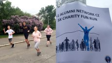 J-1 Czech Alumni Network Launches with 5K Charity Fun Run