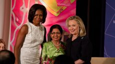 Maldivian Humphrey Alumna Wins 2012 International Women of Courage Award
