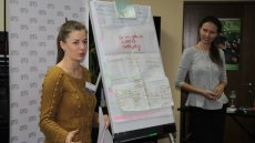 Alumni Help Ukrainian Leaders Understand Advocacy and Good Governance