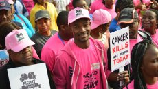 A Champion for Cancer Care in Nigeria