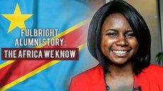 Fulbright Alumna Story: The Africa We Know
