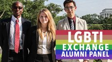 LGBTI Exchange Alumni Panel