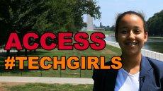 Access for Girls [A TechGirls Video Portrait]