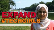 Expanding Resources for Girls [A TechGirl Video Portrait]