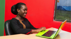 YALI Alumna Uses Technology to Create a Ripple Effect of Change