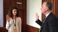 Benjamin Franklin Transatlantic Fellowship Alumni Initiate Program for Law Students in Kosovo